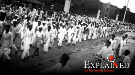 Explained: This day 77 years ago: Quit India in Mumbai