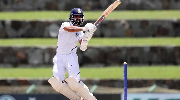 Rain helps West Indies restrict India to 203 for six on Day 1
