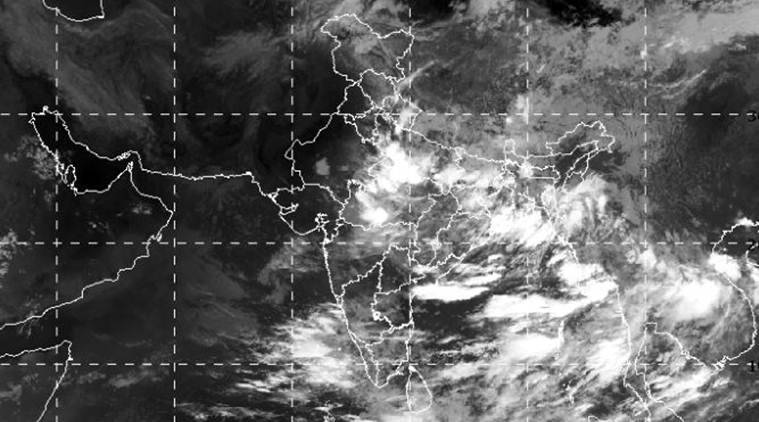 Weather today HIGHLIGHTS: Low pressure area off Odisha coast ...