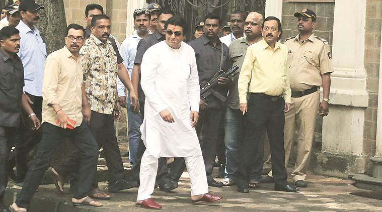 Raj Thackeray questioned by ED, security tightened in Mumbai