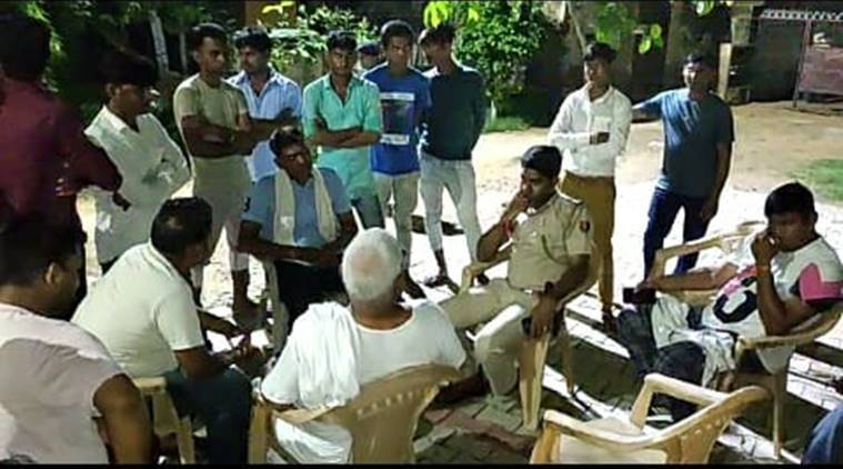 Rajasthan lynching, Ashok Gehlot, Alwar, Harish Jatav, Rajasthan bike accident, mob lynchings, India mob lynchings, rajasthan news, India news, Indian Express