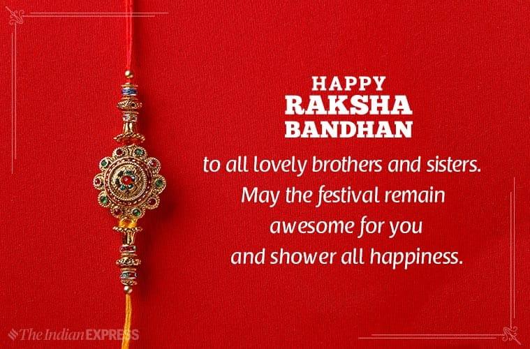 Happy Raksha Bandhan 2019: Wishes Status, Images, Quotes, Messages ...