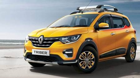 Renault triber, Renault car triber, renault new car triber, triber by Renault, Renault car news, renault triber car news