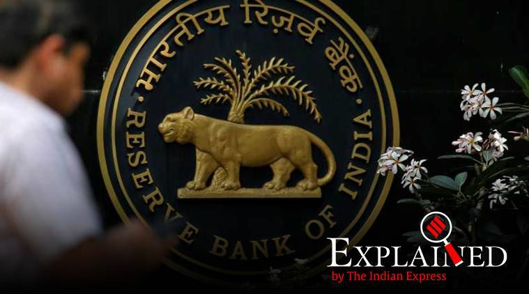 RBI, rbi rate cut, rbi 35 bps rate cut, rbi monetary policy, rbi gdp growth projection, gdp growth rate, gdp rate india, RBI repe rate cut explained, indian express