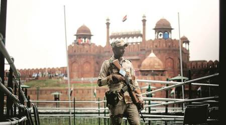 independece day, red fort security independence day, red fort delhi, pm modi independence day speech, pm modi speech red fort