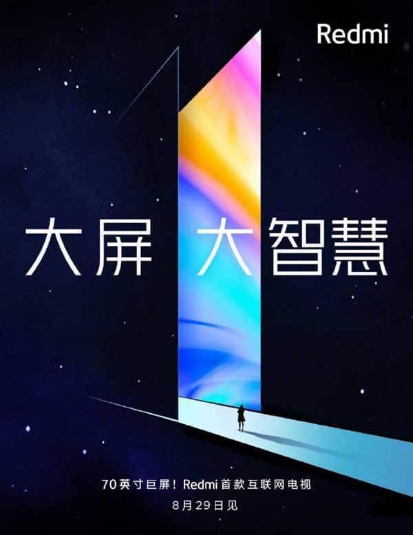 Redmi TV, Redmi Note 8, Redmi Note 8 launch, Redmi TV launch, Redmi Note 8 price, Redmi Note specifications, Xiaomi