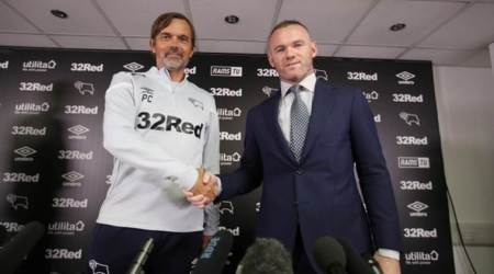 Wayne Rooney, Wayne Rooney coach, Wayne Rooney Derby County, Wayne Rooney Phillip Cocu, Wayne Rooney press conference today, football news