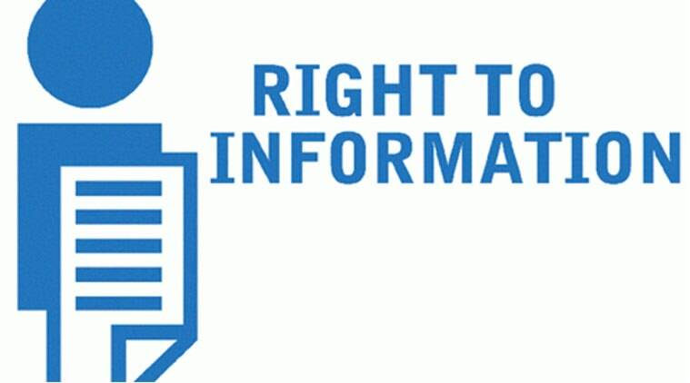 rti, right to information, rti act, rti applications, rti applications gujarat, gujarat government, vijay rupani, ahmedabad news, gujarat news, indian express news