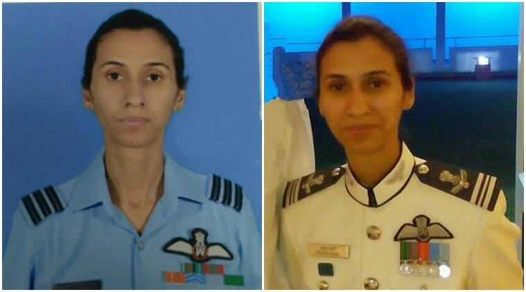 Indian Air Force, IAF, First female flight commander, Wing Commander S Dhami, India News, Indian Express, IAF helicopter unit