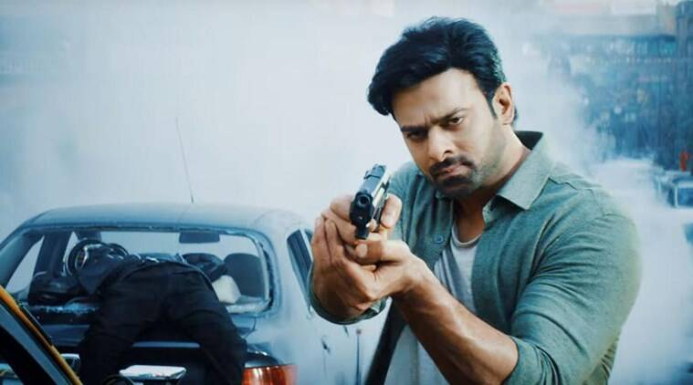 Saaho box office collection Day 1