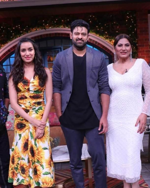 saaho promotions