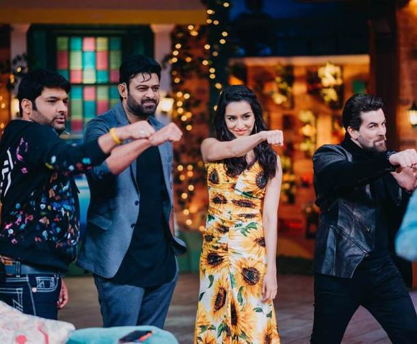 Saaho TKSS promotions