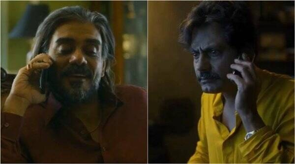sacred games 2 phone number show, ganagster isa number, sacred games 2, sacred games 2 blooper, web series gaffe, tv show blooper, viral news, indian express