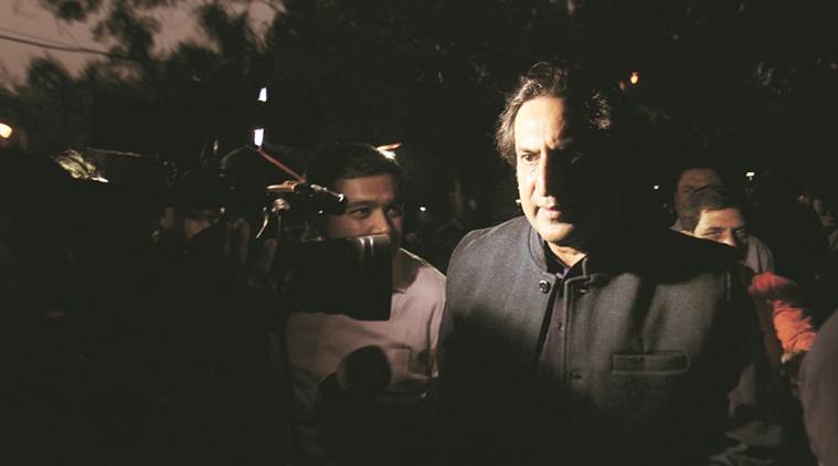 sajad lone, sajad lone detained, jammu and kashmir, jammu and kashmir curfew, jammu and kashmir eid, srinagar curfew, j&K article 370, kashmir shutdown, jammu and kashmir news