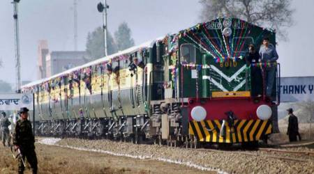 india samjhauta express, samjhauta express suspended, samjhauta express news, Pakistan India, India pakistan, pakistan news, india news, MEA, Narendra Modi, Article 370, jammu and Kashmir