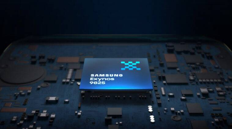 Samsung, Exynos 9825, Samsung Exynos 9825, Samsung Exynos 9825 launched, Samsung Exynos 9825 Galaxy Note 10, Samsung Galaxy Note 10