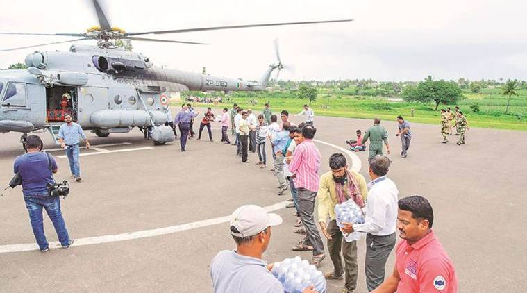 Maharashtra: Congress demands complete loan waiver in flood-affected areas