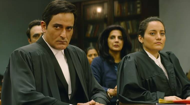 Image result for section 375 movie pune court