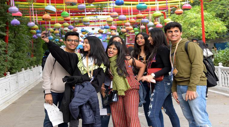 University of Delhi happiness course, DU offbeat new courses, du.ac.in, DU admissions 2019, Ramanujan College, Deshbhanu College, best college DU, DU 8th cutoff, delhi university news, du news, education news,