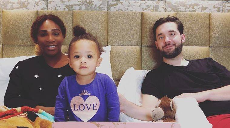 serena williams, parenting, sports