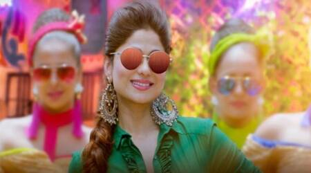 Shamita Shetty Punjabi music video, Teri Maa