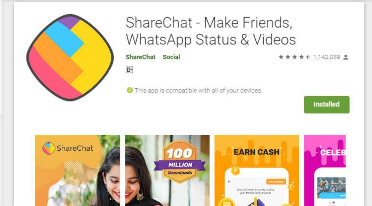 ShareChat raises $100mn in new round of funding, gets Twitter on board as investor