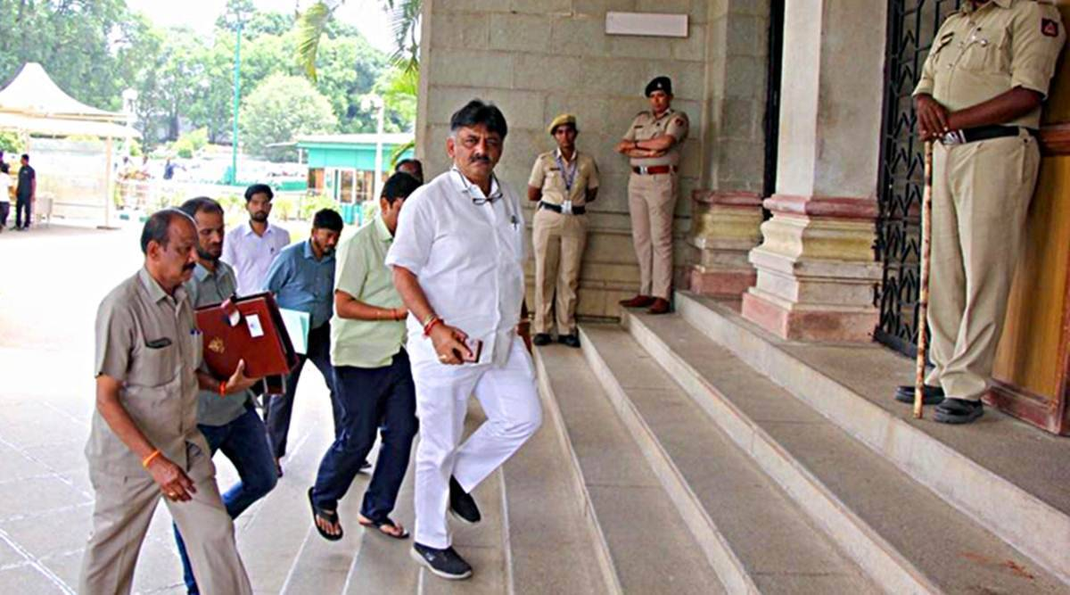 Special court sends D K Shivakumar in ED custody till September 13