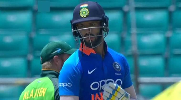 India A Vs South Africa A 2nd Odi Live Cricket Score
