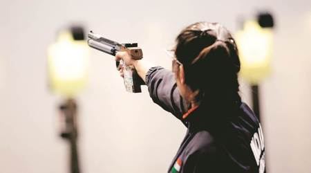 shooting, shooting in india, shooting championship, shooting championships, bridge card game, bridge card game rules, bridge card game in india, sports news, Indian Express