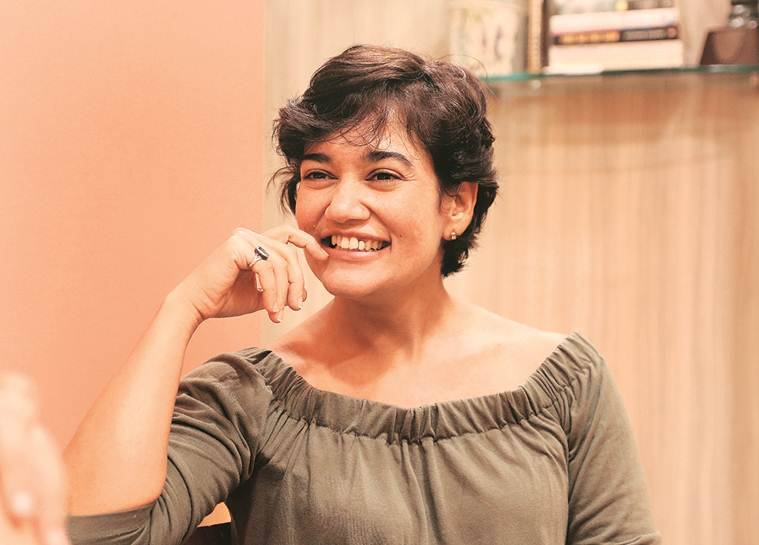 smita malhotra, smita malhotra dubbing artist, dubbing artist smita malhotra, Judgementall Hai Kya, Judgementall Hai Kya movie, Judgementall Hai Kya show timings, lifestyle news, Indian Express