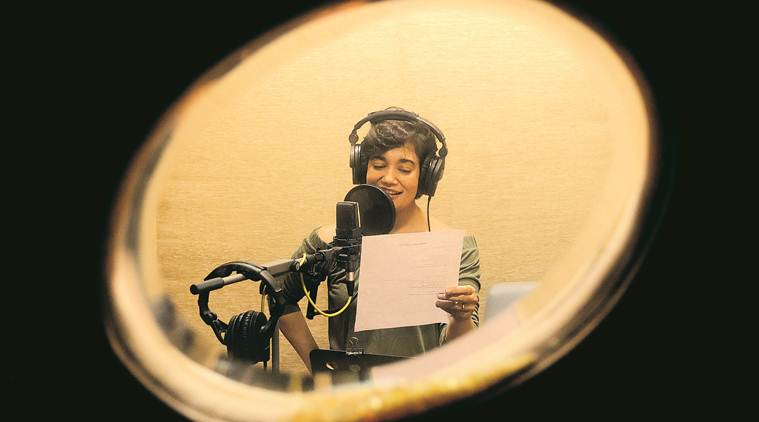 smita malhotra, smita malhotra dubbing artist, dubbing artist smita malhotra, Judgementall Hai Kya, Judgementall Hai Kya movie, Judgementall Hai Kya show timings, lifestyle news, Indian Express