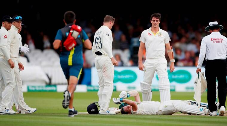 Justin Langer won't be surprised if neck guard becomes mandatory after Steve Smith incident in second Ashes Test