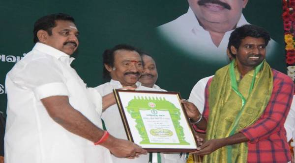 Soori, Kalaimamani Awards
