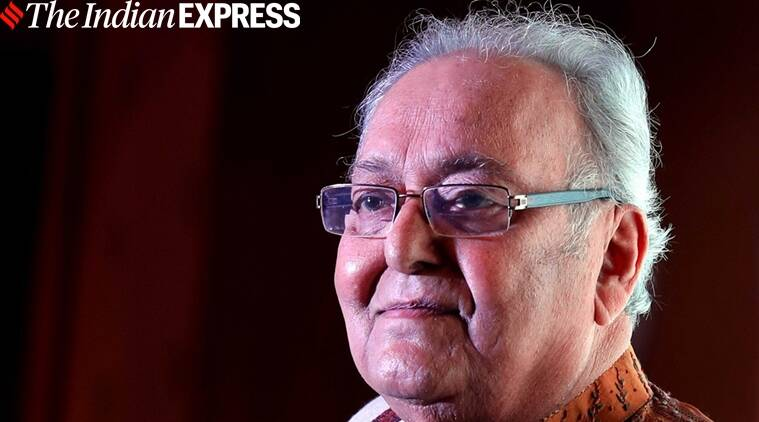 Soumitra Chatterjee hospitalised