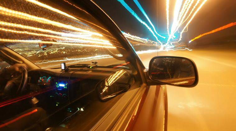German eight-year-old takes 140km/h joyride on motorway