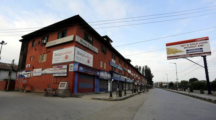 Deployed in Valley under lockdown, central forces too wait to call home