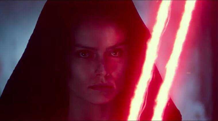New Star Wars: The Rise of Skywalker Clip Teases Rey's Dark Side