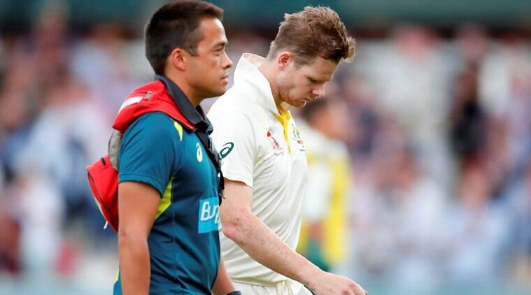 Steve Smith diagnosed with delayed concussion, Australia allowed to play substitute