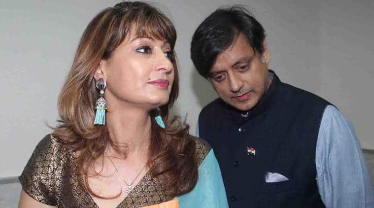 shashi tharoor, Sunanda Pushkar murder case, chargesheet against Tharoor, Delhi police, indian express