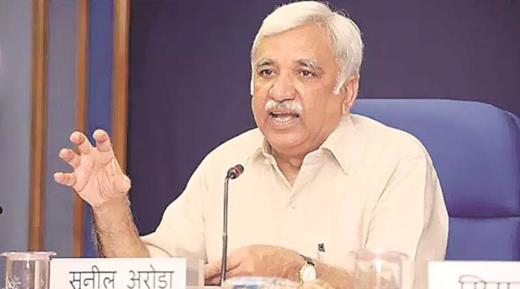 maharashtra elections, maharashtra elections dates, maharashtra elections 2019, Chief Election Commissioner Sunil Arora, maharashtra election news