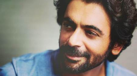 Sunil Grover, Sunil Grover web series, Sunil Grover special, Sunil Grover news, who is Sunil Grover, comedian Sunil Grover, Sunil Grover new show, Sunil Grover films, Sunil Grover actor, TALK, indianexpress,