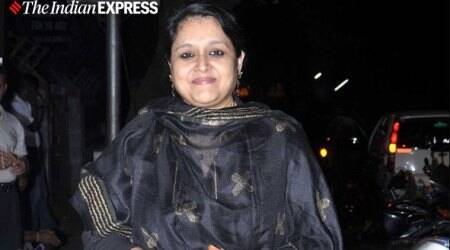 Supriya Pathak on television