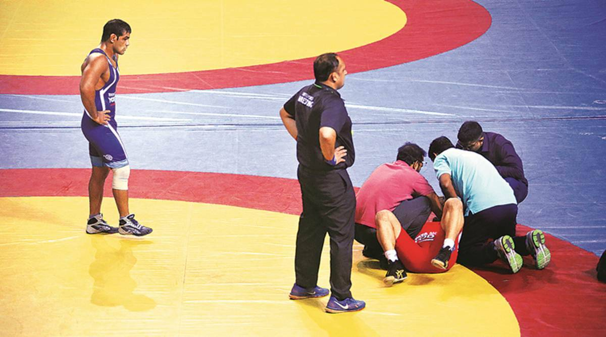 In Indian wrestling, Sushil Kumar the only constant | Sports