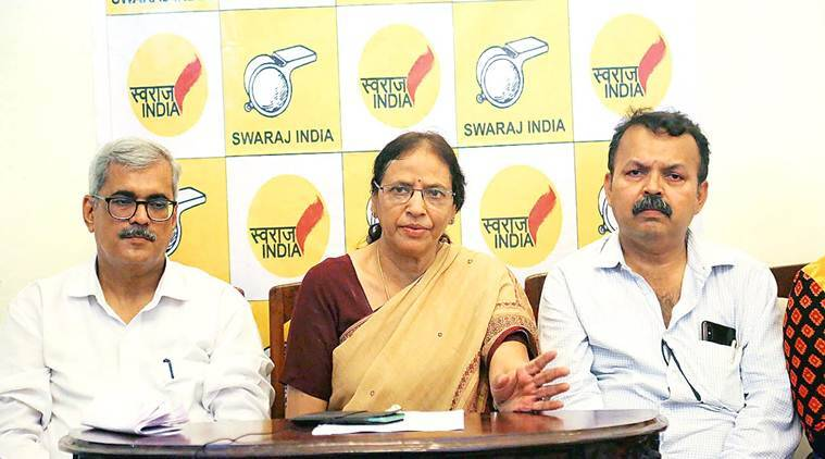 Swaraj India reveals their vision for Panchkula elections: 3-tier development plan