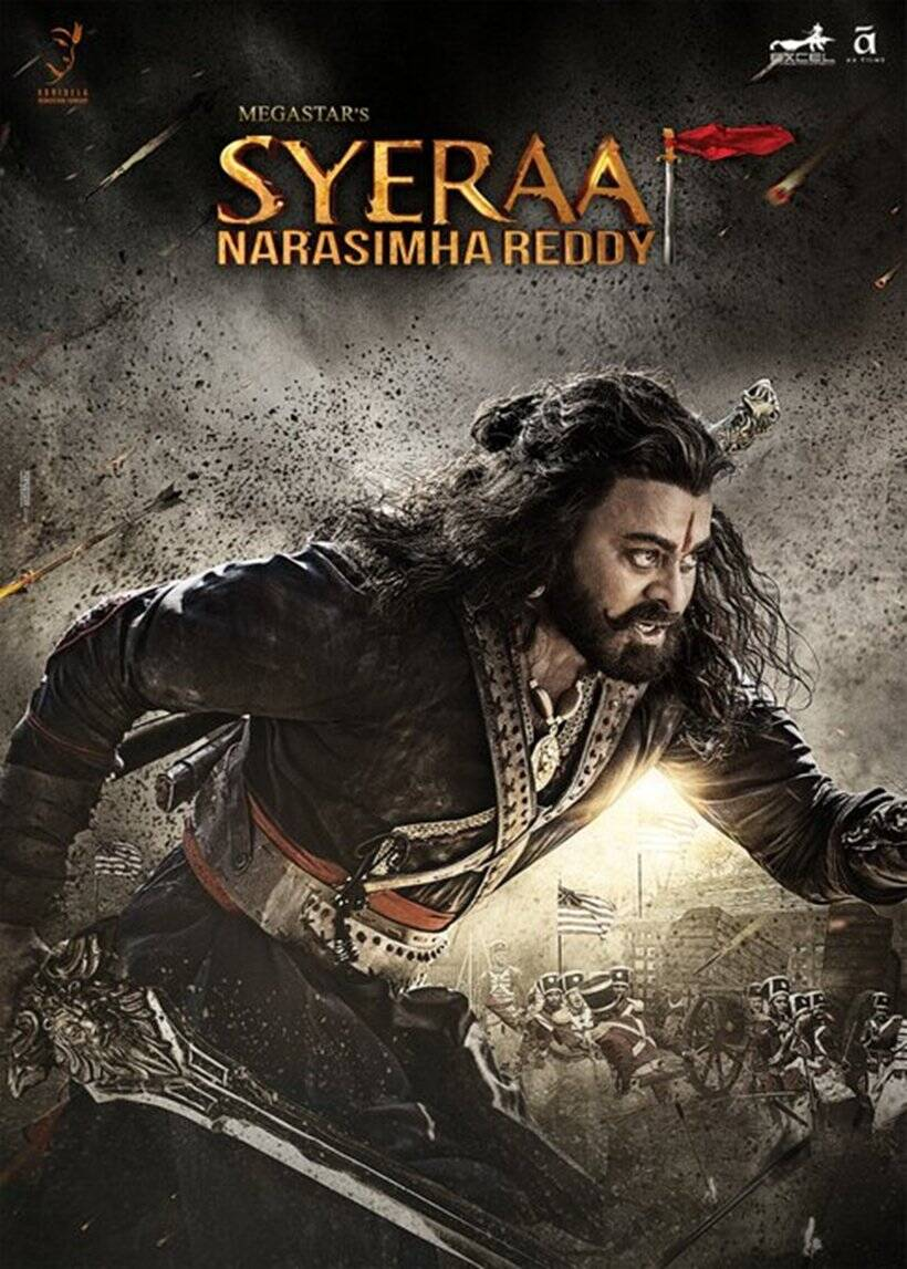Sye Raa Narasimha Reddy (2019) Hindi Dubbed 480p HDRip x264 ESubs 450MB