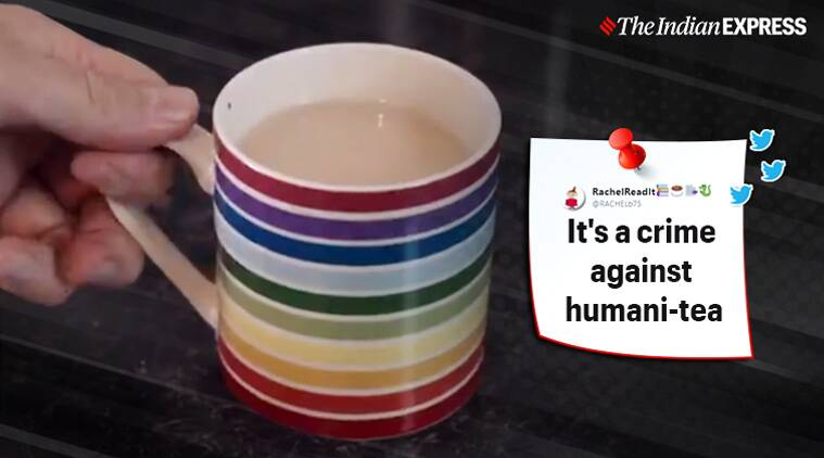 Twitter tea debate, Twitter debates over perfect tea, Tea recipes on twitter, Trending, India Express news