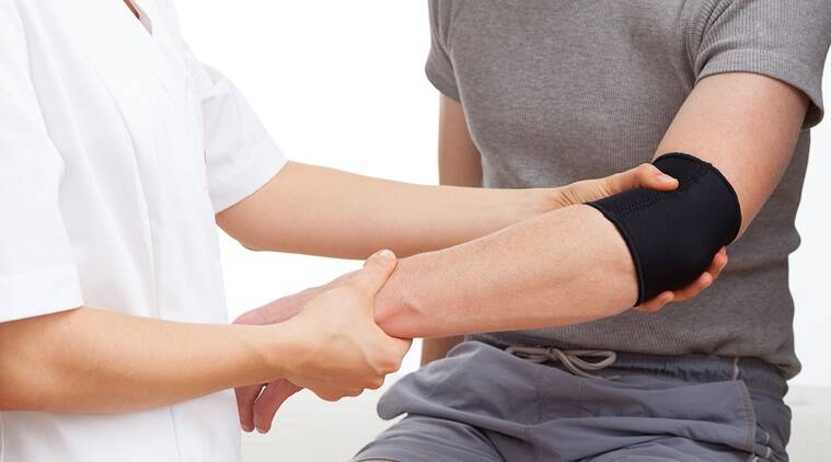 tennis elbow, tennis elbow symptoms, tennis elbow causes, tennis elbow prevention, indian express