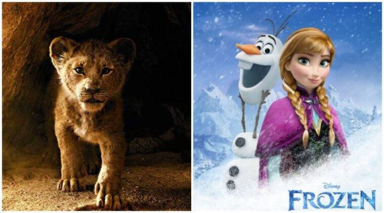 The Lion King beats Frozen, becomes the highest-grossing 'animated' film of all time