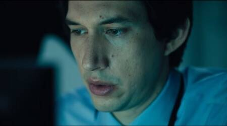 The Report trailer adam driver