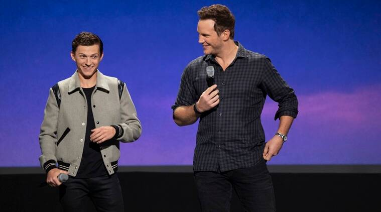 Tom Holland is like a little brother to me: Chris Pratt